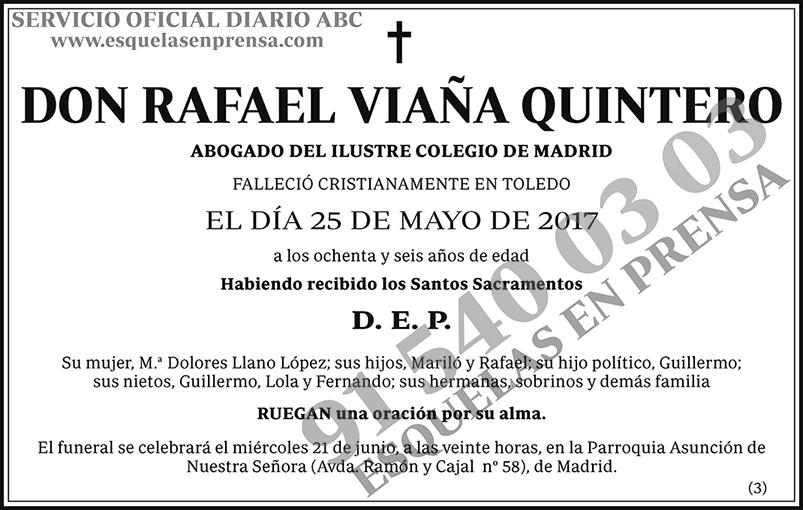 Rafael Viaña Quintero